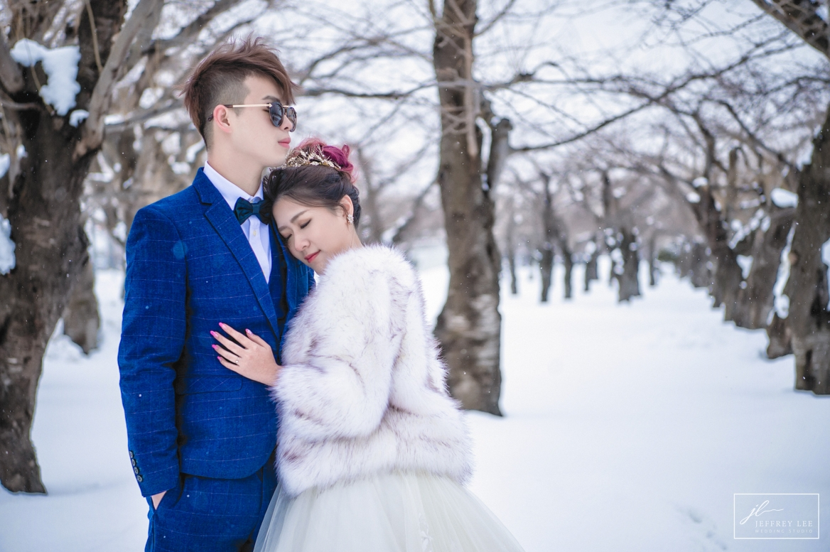 北海道婚紗價格